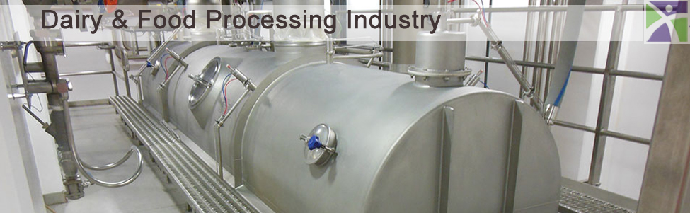 Fasteners, Plate, Pipe Fittings, Flanges, Pipes Tubes For Dairy & Food Processing Industry