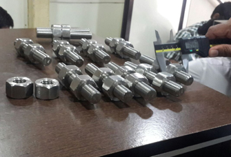 All New stock of Duplex Steel 2205 Fasteners find at Mumbai India