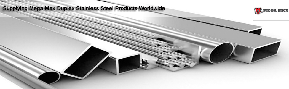 Mega Mex Stainless Steel Tubing Pipe